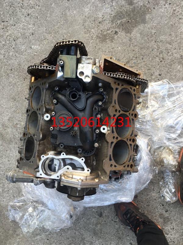 奥迪A6L Q7 大众途锐3.0T发动机 缸体总成 空缸体原装拆车