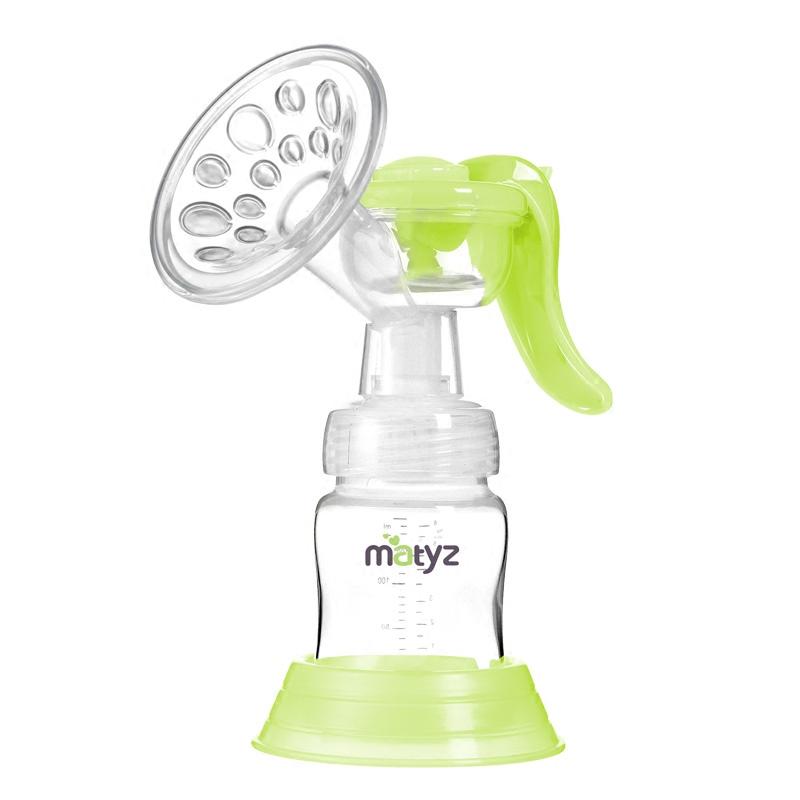 美泰滋吸奶器 手动式吸力大孕妇产后用品无痛拔奶器非电动挤奶器