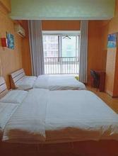 郑州龙凤酒店公寓二七广场店精致双床房图片
