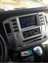 导航蓝牙倒车可视行车记录GPS通用导航仪一体机DVD车载安卓电容屏