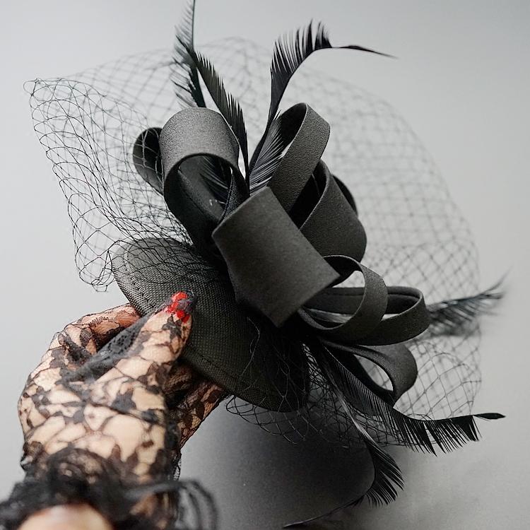 小礼服小礼帽