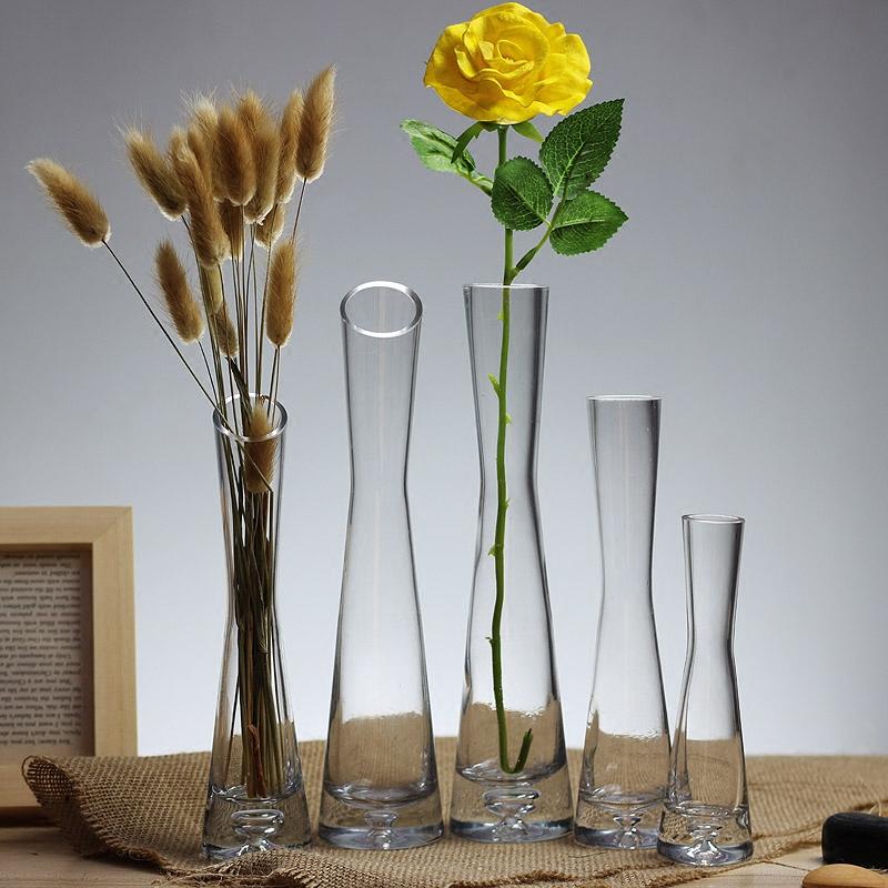 花瓶长花瓶客厅