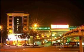 广州南洲大酒店精品商务大床房