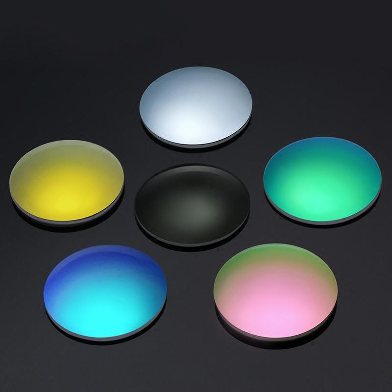 清也1.56非球面近视偏光太阳镜片定制 配太阳镜墨镜近视镜片 2片