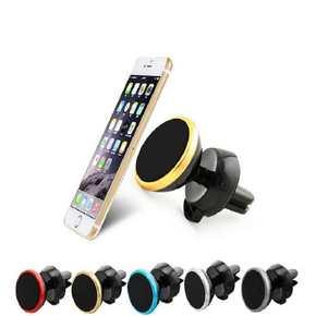 平行线车载手机支架空调出风口ipad手机平板通用新款磁吸360度