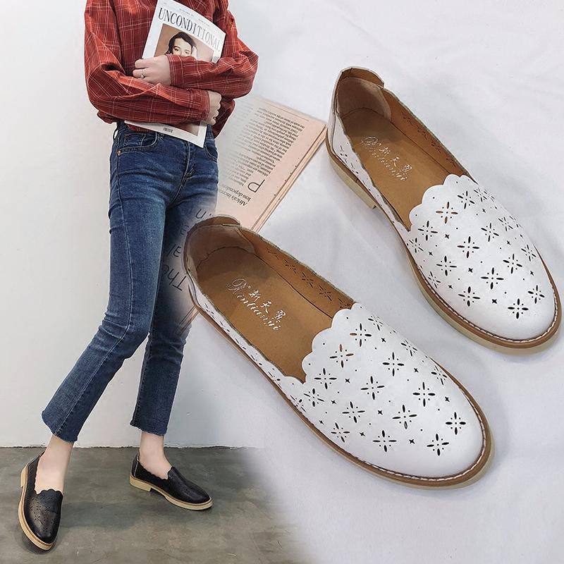 文艺夏季单鞋