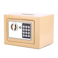 Electronic password with lock banknotes piggy bank safe deposit box coin piggy bank children can not enter