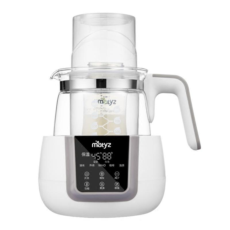 美泰滋恒温调奶器暖奶器旗舰店婴儿泡奶粉机恒温水壶冲奶器温奶器