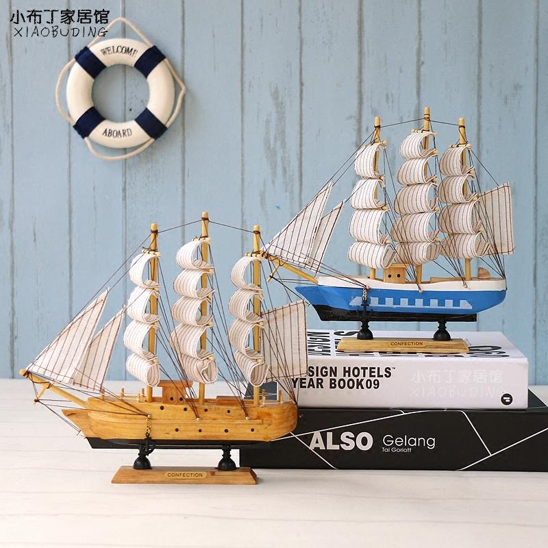 装饰板帆船