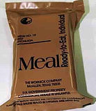US military self-heating field grain soldiers food combat ration mre 15