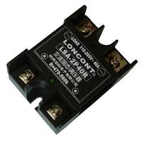 AC single-phase solid state voltage regulator SSR 40A Long Branch genuine factory direct sales