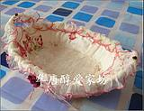Full 68 yuan package mail Love Jiafang Peony fairy boat-type clutter basket