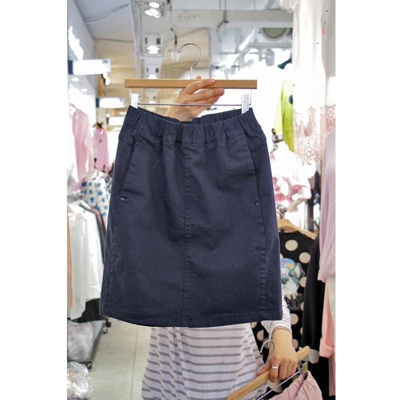 正品韩版牛仔裙