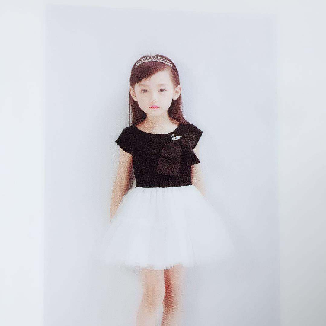 大女童洋装