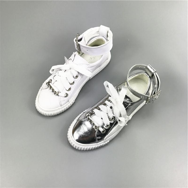 腳踝系帶單鞋