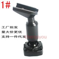 Special car special rear view mirror bracket No. 1 big tube driving recorder multi-function rearview mirror special bracket