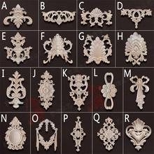 东阳木雕实木角花欧式中式精雕角花摆件贴衣柜门贴花格隔断格现货