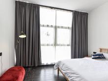 阁上极简风公寓(广州汉溪长隆地铁站店)阳光跃层大床房