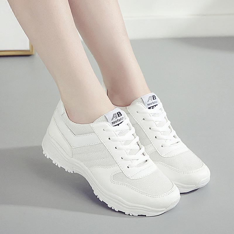 白色女生女鞋