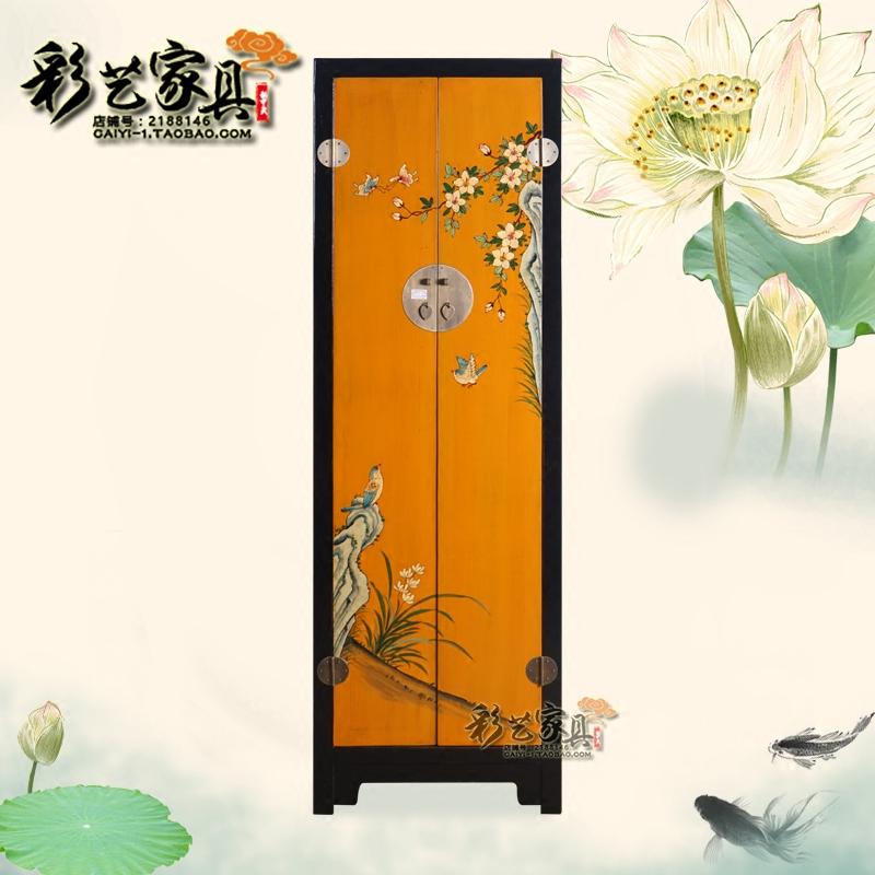 中式仿古 手绘 家具