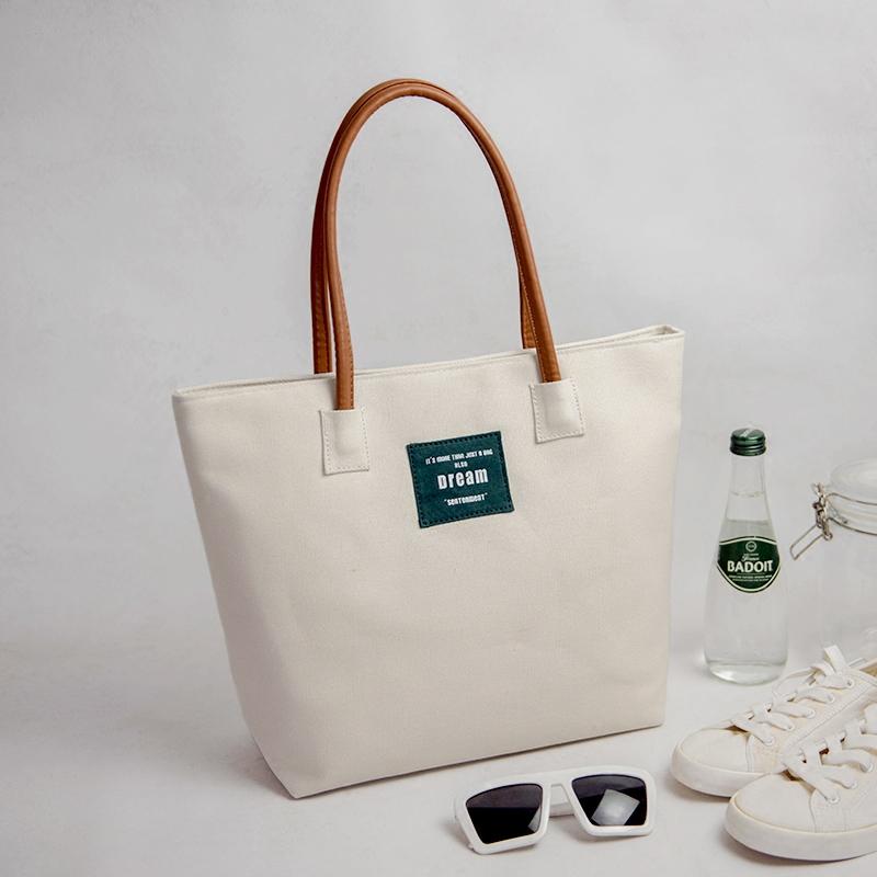新款布包包休閑大包包