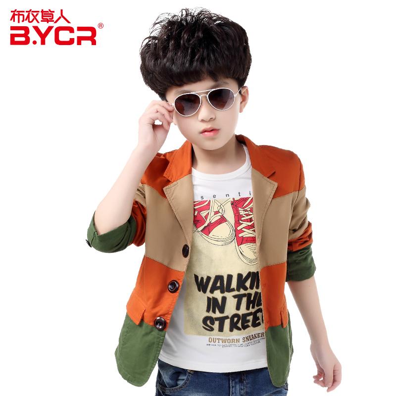 儿童西装10-12男装