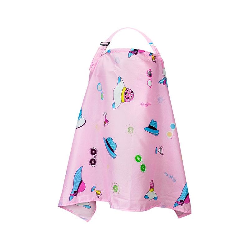 产后哺乳巾外出罩衣夏季纯棉喂奶巾授乳防走光遮羞布披肩遮挡衣