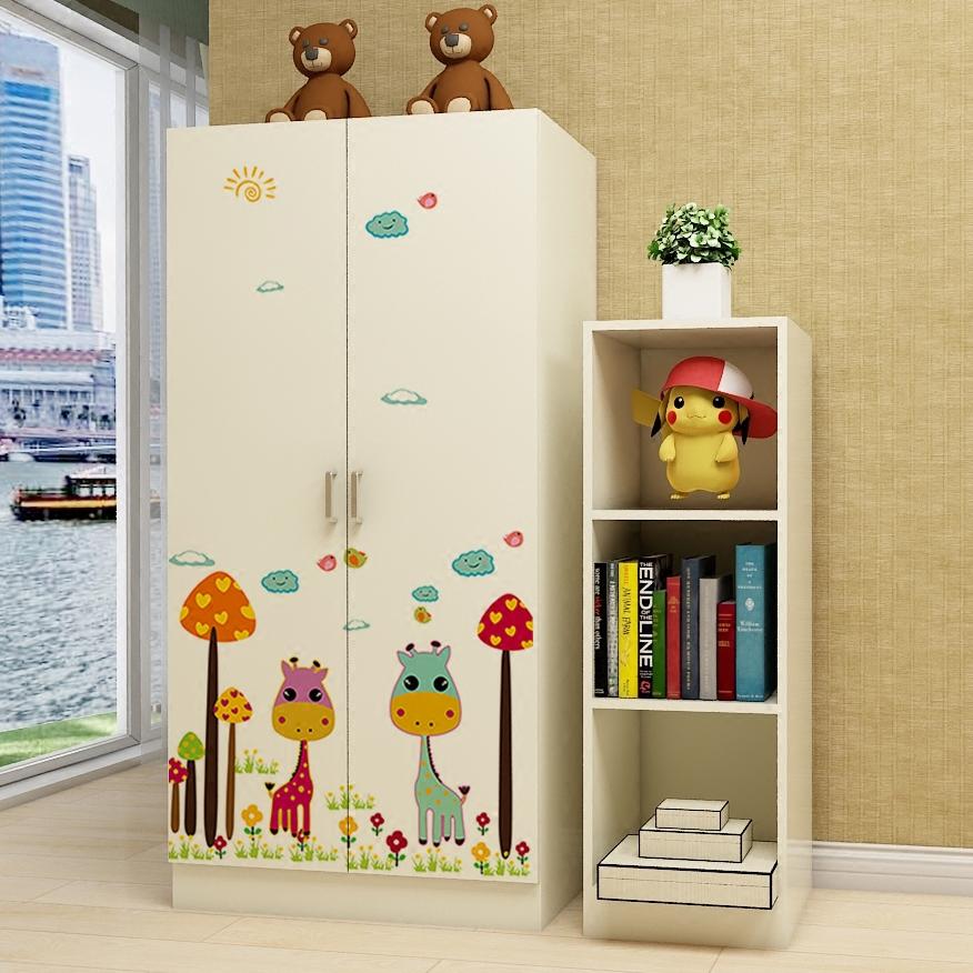 儿童衣柜实木儿童衣柜特价