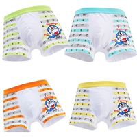 Daily specials cotton children's underwear boys four corners cotton boy boxer shorts triangle 1-3-5-7-9 years old