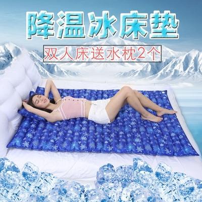 水床垫双人情趣夏季充水冰垫床垫制冷水席床上水袋水垫水床冰床垫