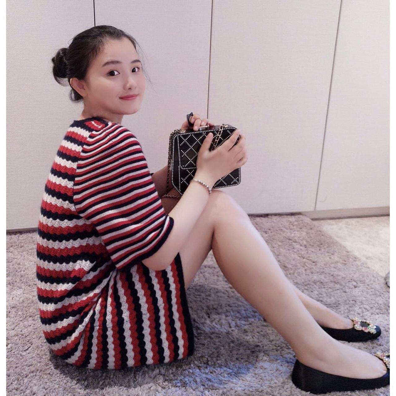 羊绒衣裙a