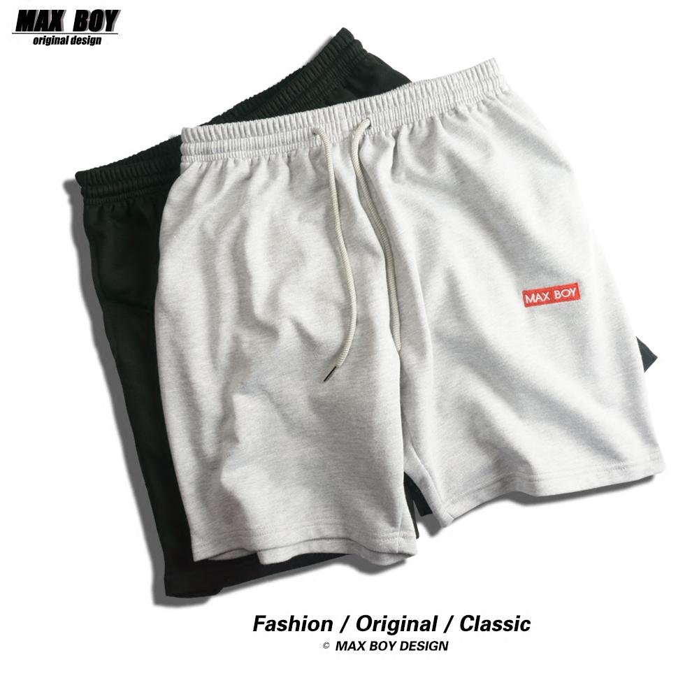 夏季潮牌余文乐短裤