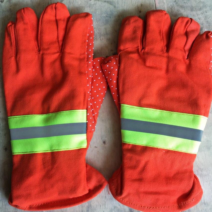 隔热阻燃手套 防护手套 防滑手套 长胶物流消防快递邮管局包邮