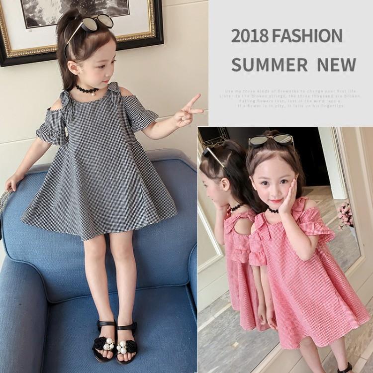 2歲小女孩夏裝裙子