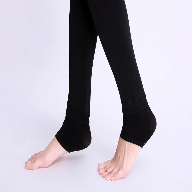 打底袜女春秋季肉色加绒外穿保暖秋冬季加厚丝袜连脚秋冬款连裤袜