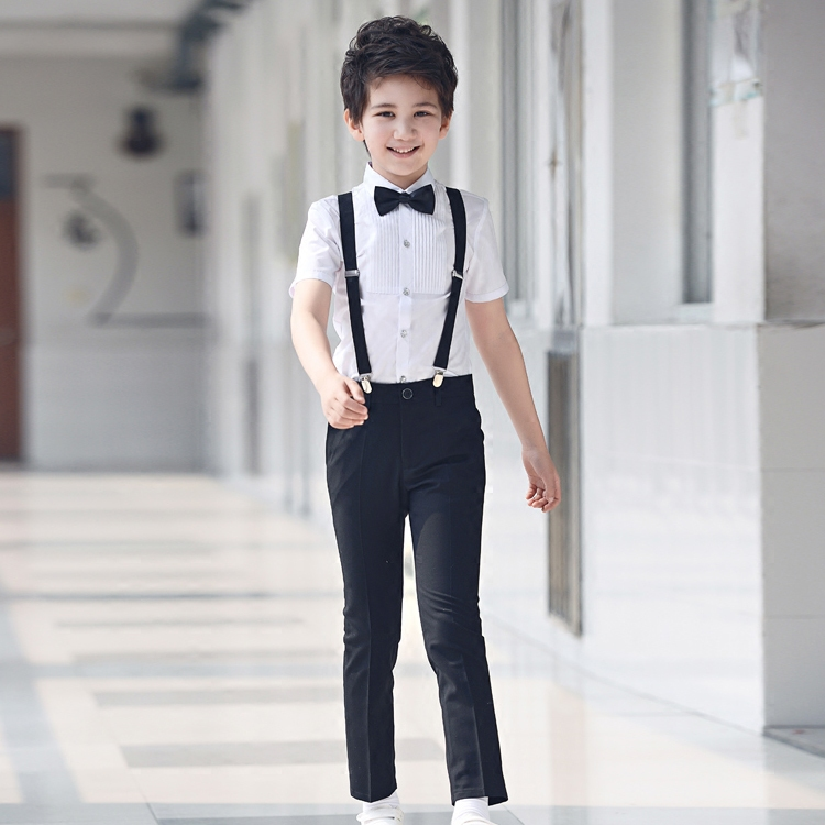 儿童裤子男西装