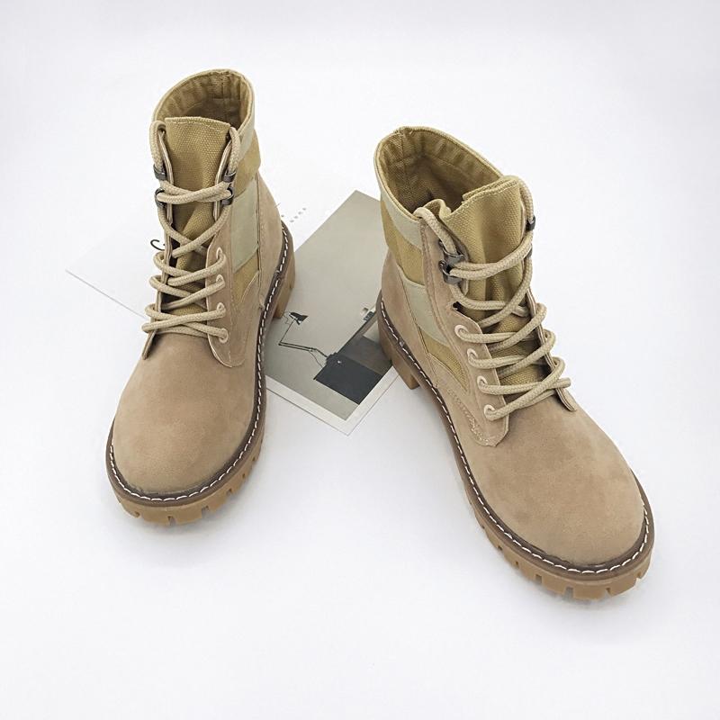 女靴同款磨砂