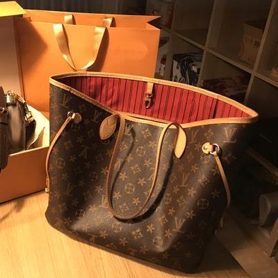 索妮2018专柜新款欧美女包奢侈品软大包购物袋子母包单肩手提包包