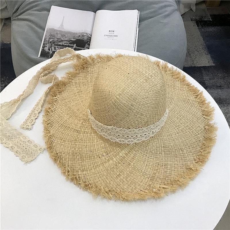 同款草帽子