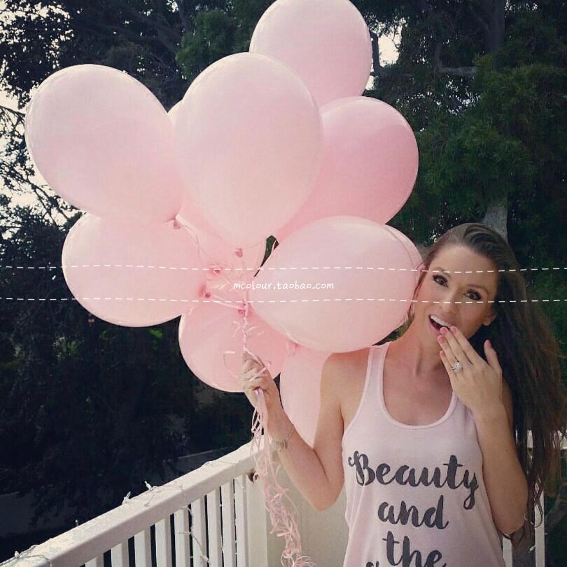 氦气罐飘空气球派对布置氮气气球打气筒Air balloons Party decor