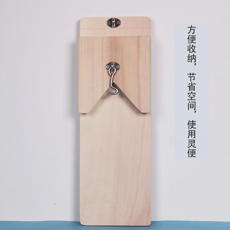 实木带脚搓衣板跪用家用洗衣板迷你创意大小号加厚衣板洗非塑料