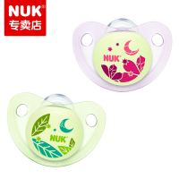 NUK baby pacifier baby comfort pacifier Night light type 0-6-18-36 months
