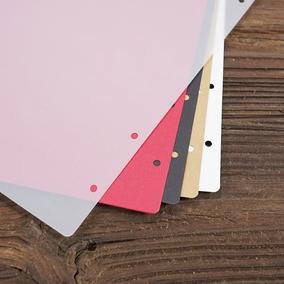 南木纸品相册本内页加拍链接:牛卡/黑卡/白卡内页可选10张超划算