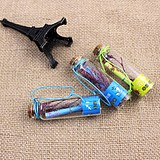 12 sets of small 12 constellations wishing bottles creative stationery drift bottle with cork lucky bottle gift students