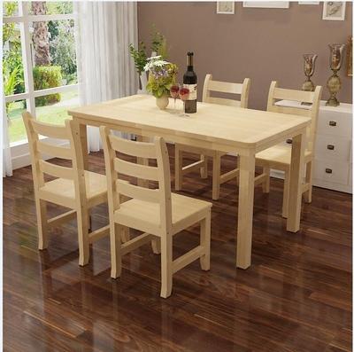 长方餐桌椅子