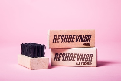 Reshoevn8r美国锐修 洗鞋神器sole&sude&all purpose brush球鞋刷