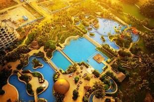 海南琼海博鳌亚洲湾度假酒店1晚以上团购含早餐赠水上乐园门票