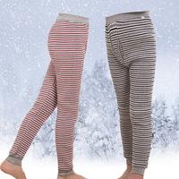 女童加绒棉毛裤