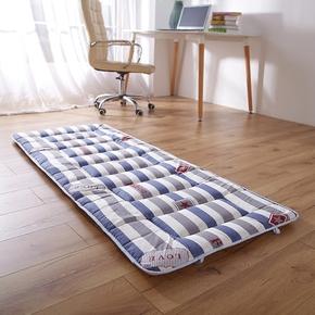 学生床垫0.9午睡垫子办公室午休垫单人地铺可折叠宿舍便携褥子