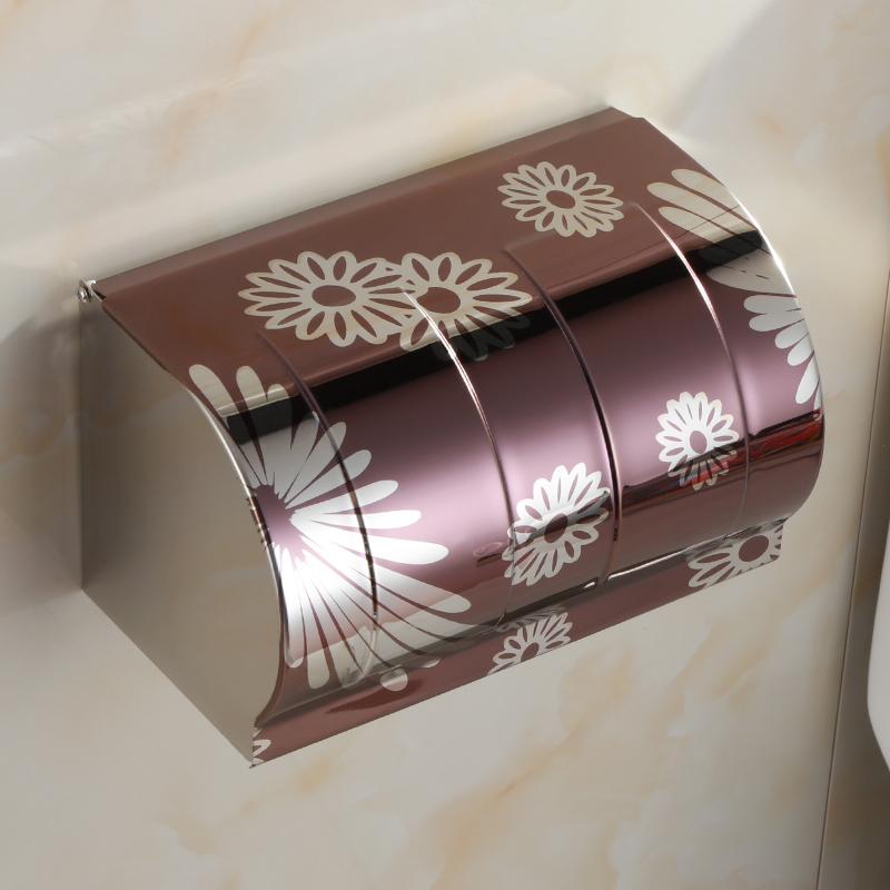纸巾盒卫生间纸巾盒公共家用浴室半圆形饭店卫生间纸巾盒壁挂